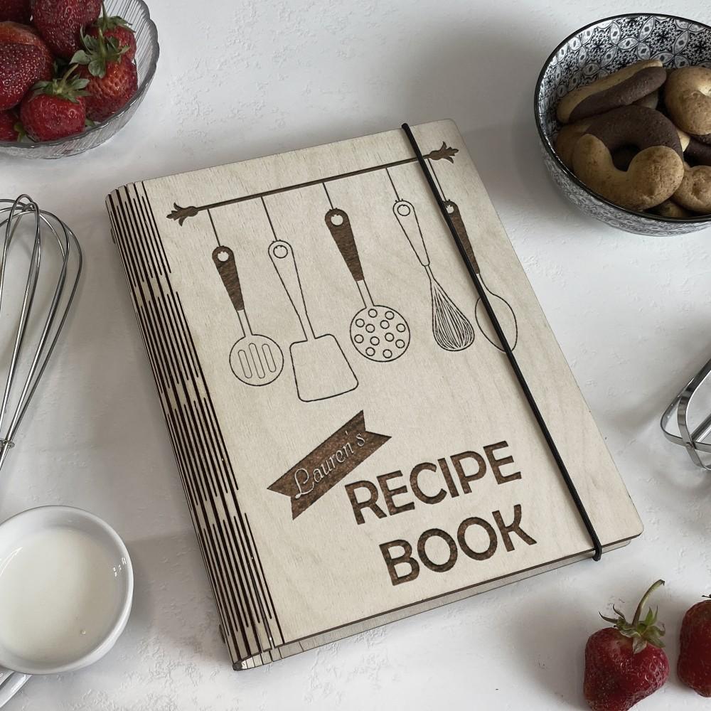 Кулінарна книга Cookbook