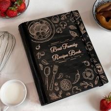 Кулінарна книга Best family recipe book