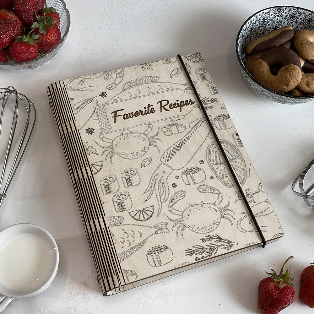 Кулінарна книга Favorite recipes 2