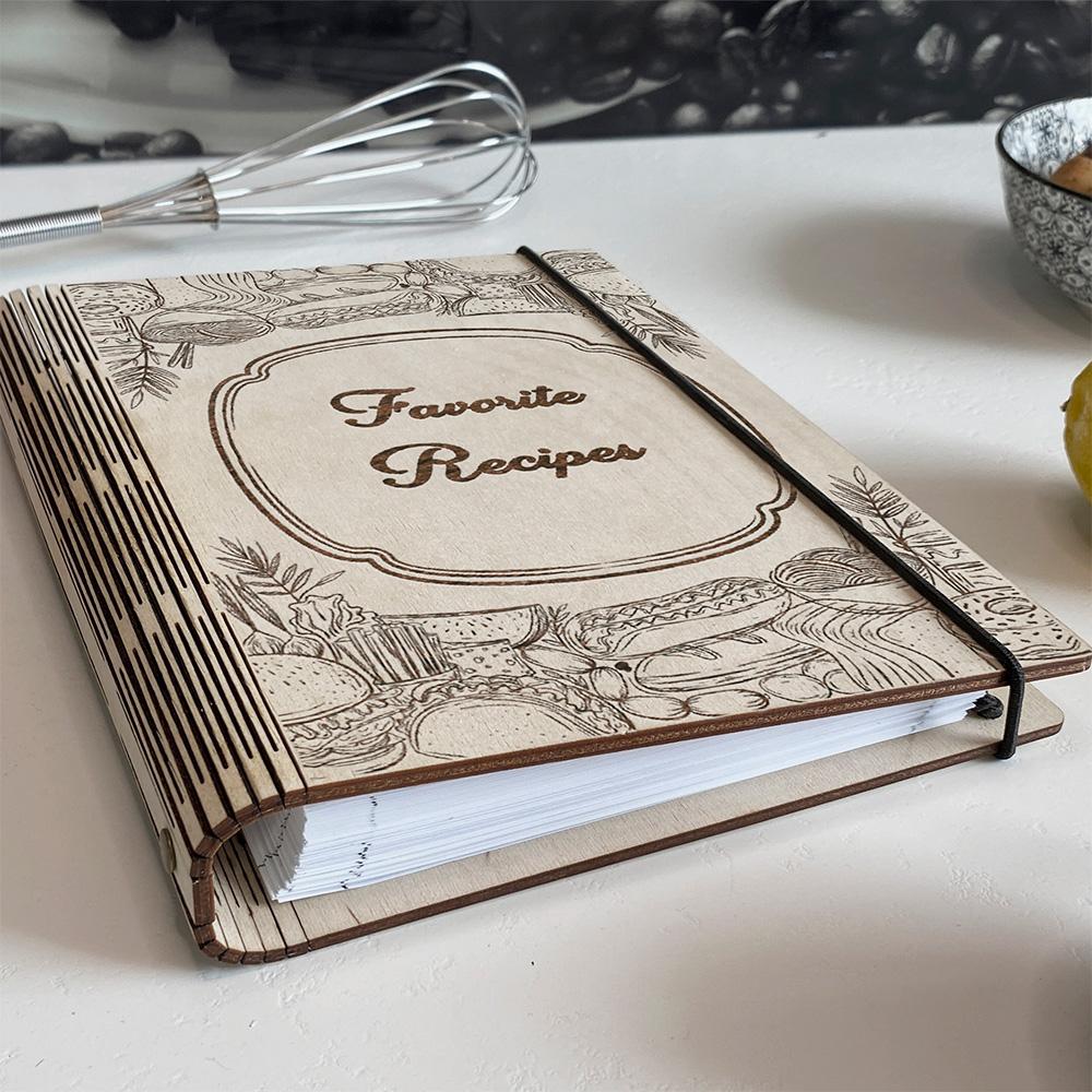 Кулінарна книга Favorite recipes