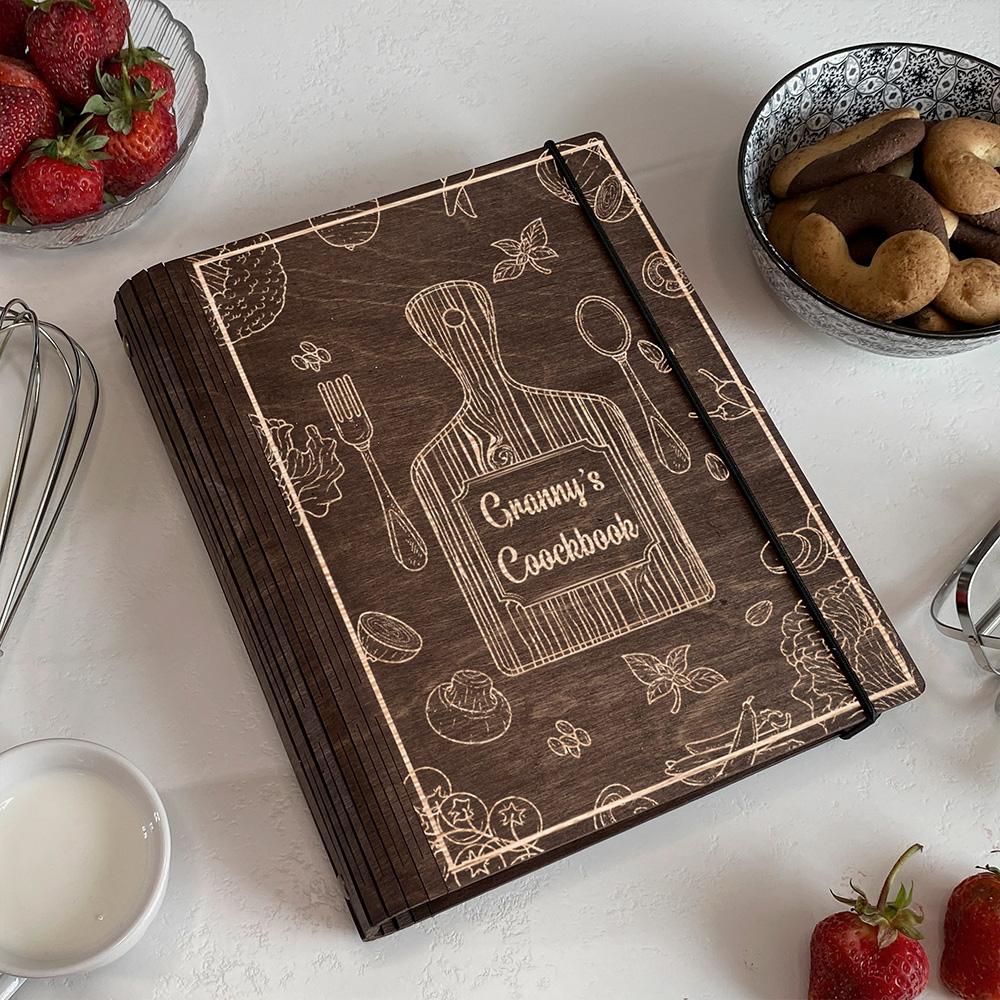 Кулінарна книга Named cookbook