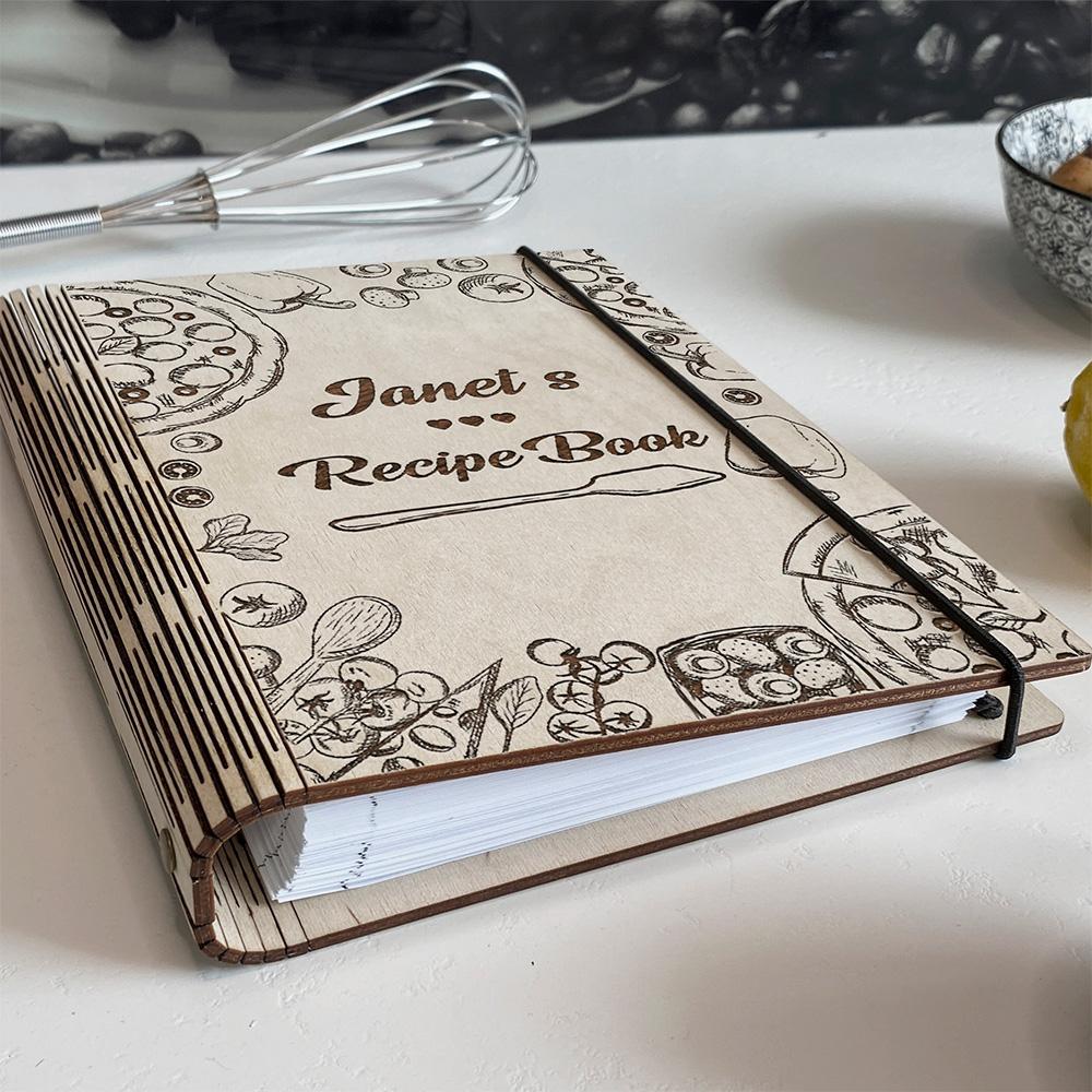 Кулінарна книга Recipe Book
