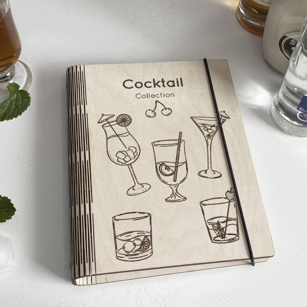 Книга рецептів коктейлів