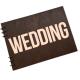 Фотоальбом весільна тематика