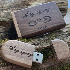 USB Флешки з дерева