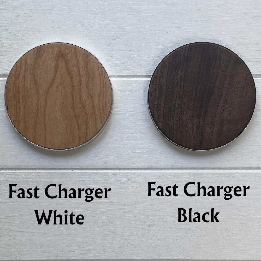 Бездротова зарядка SkinWood Fast Charger гравіювання Sheep