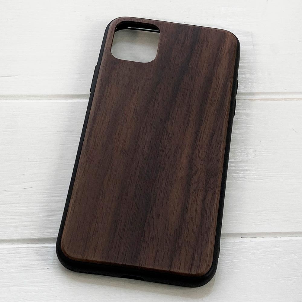 Чохол на Айфон 11 Pro Max з дерева