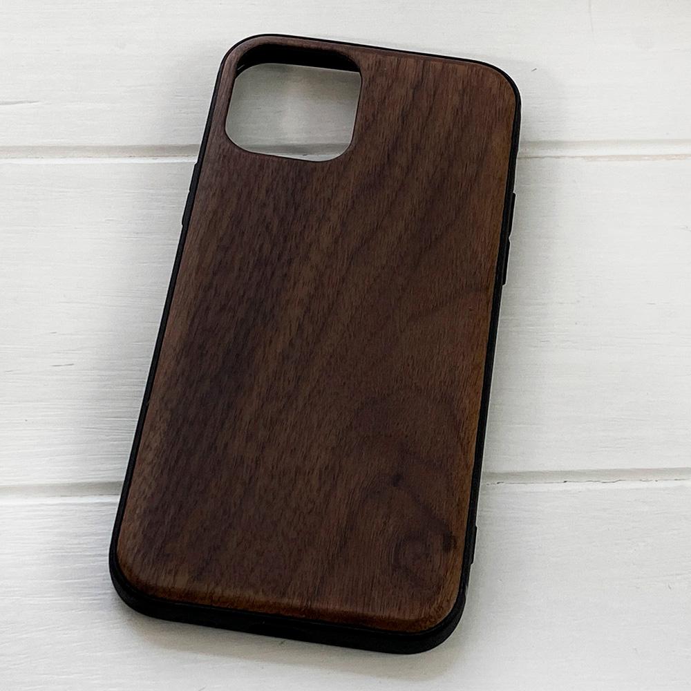 Чохол на Айфон 12 з дерева