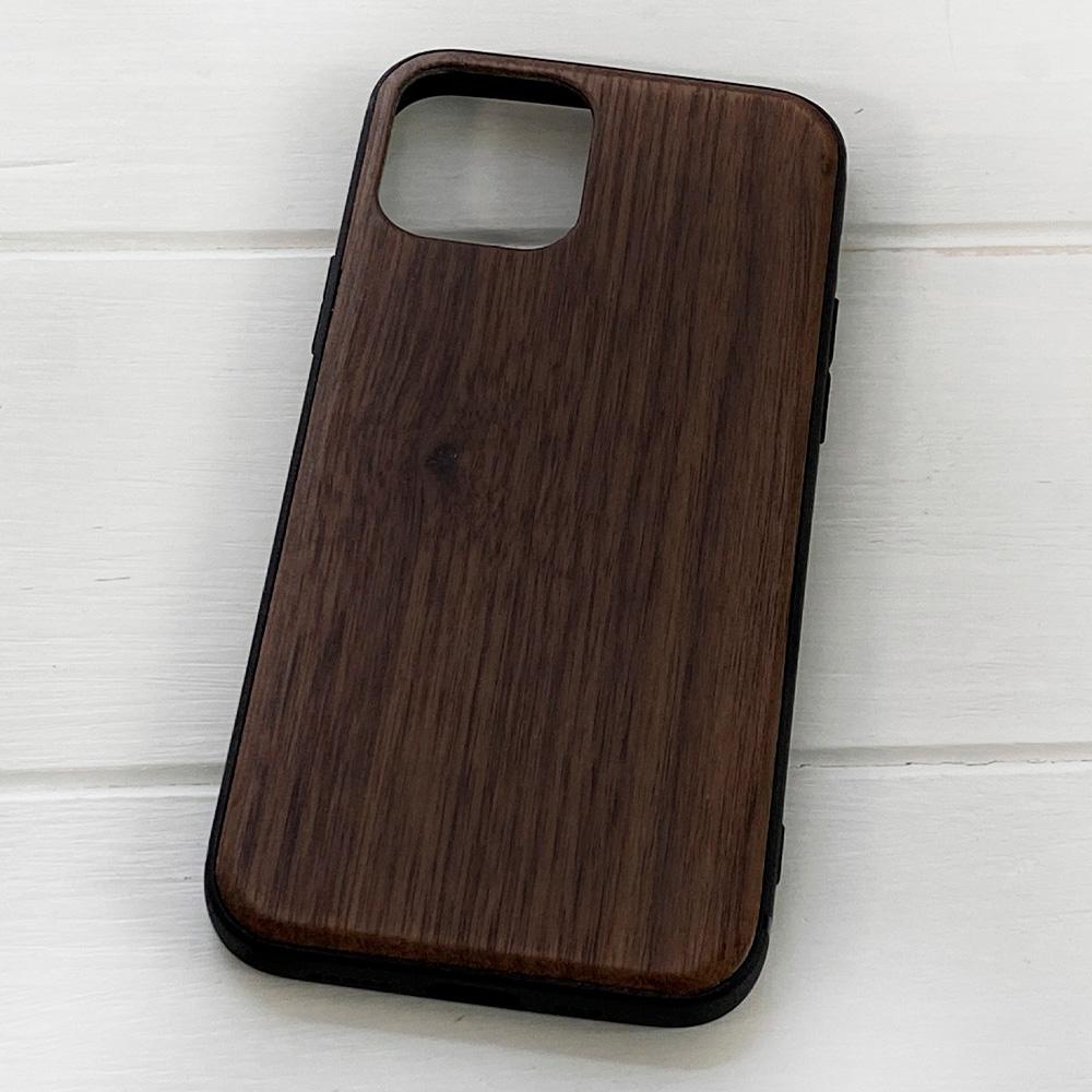 Чохол на Айфон 12 pro з дерева