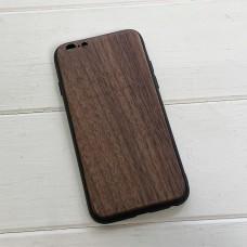 Дерев'яний чохол на iPhone 6/6s