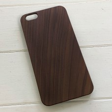 Дерев'яний чохол на iPhone 6 Plus