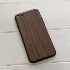 Дерев'яний чохол на iPhone 8