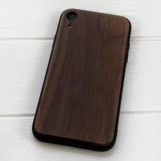 Дерев'яний чохол на iPhone XR