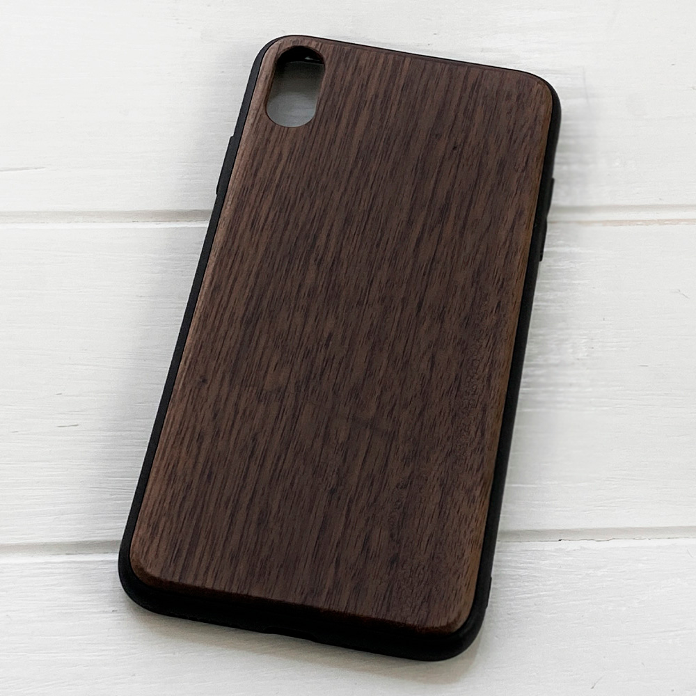 Чохол на Айфон XS Max з дерева