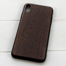 Дерев'яний чохол на iPhone XS Max