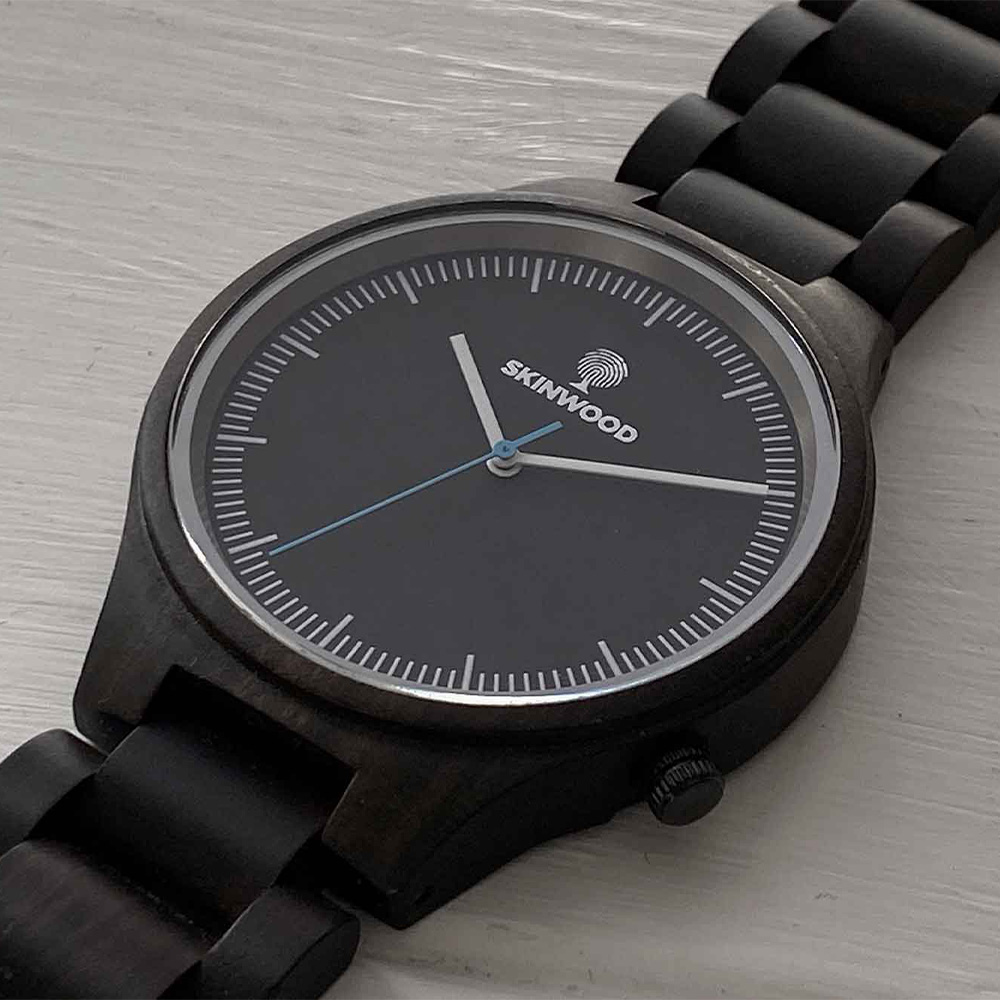 Наручний годинник з дерева Elegant New