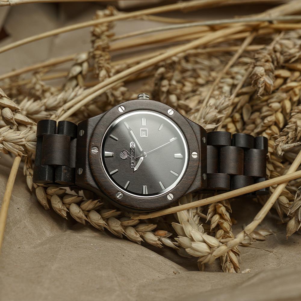 Наручний годинник з дерева Forest