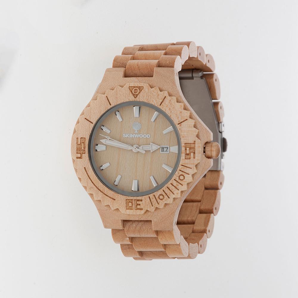 Наручний годинник з дерева Maple Classic