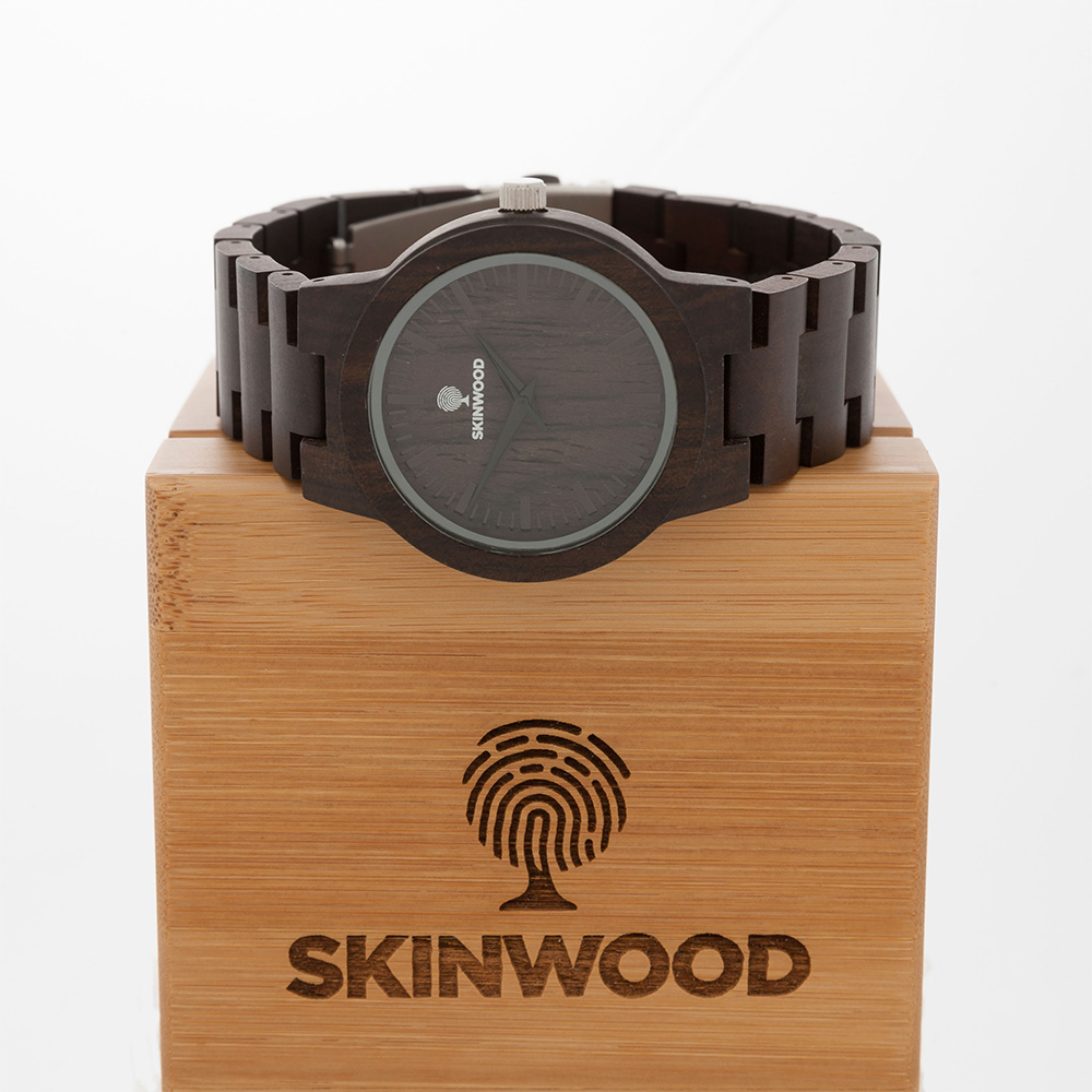 Наручний годинник з дерева Pride