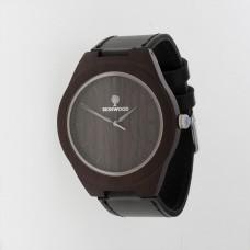 Наручний годинник Skinwood Black