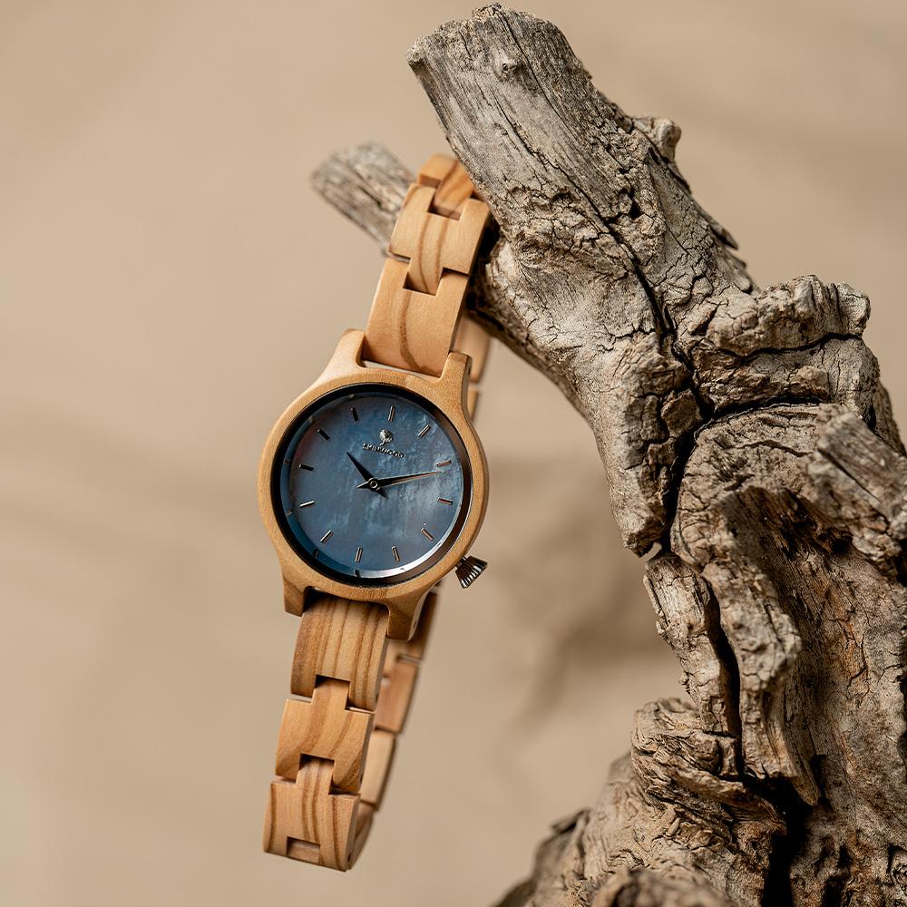 Наручний годинник з дерева Sky