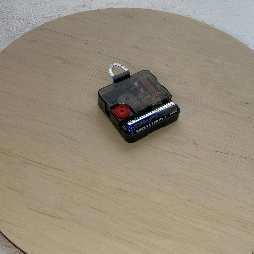 Настінний годинник з дерева Тренд 2